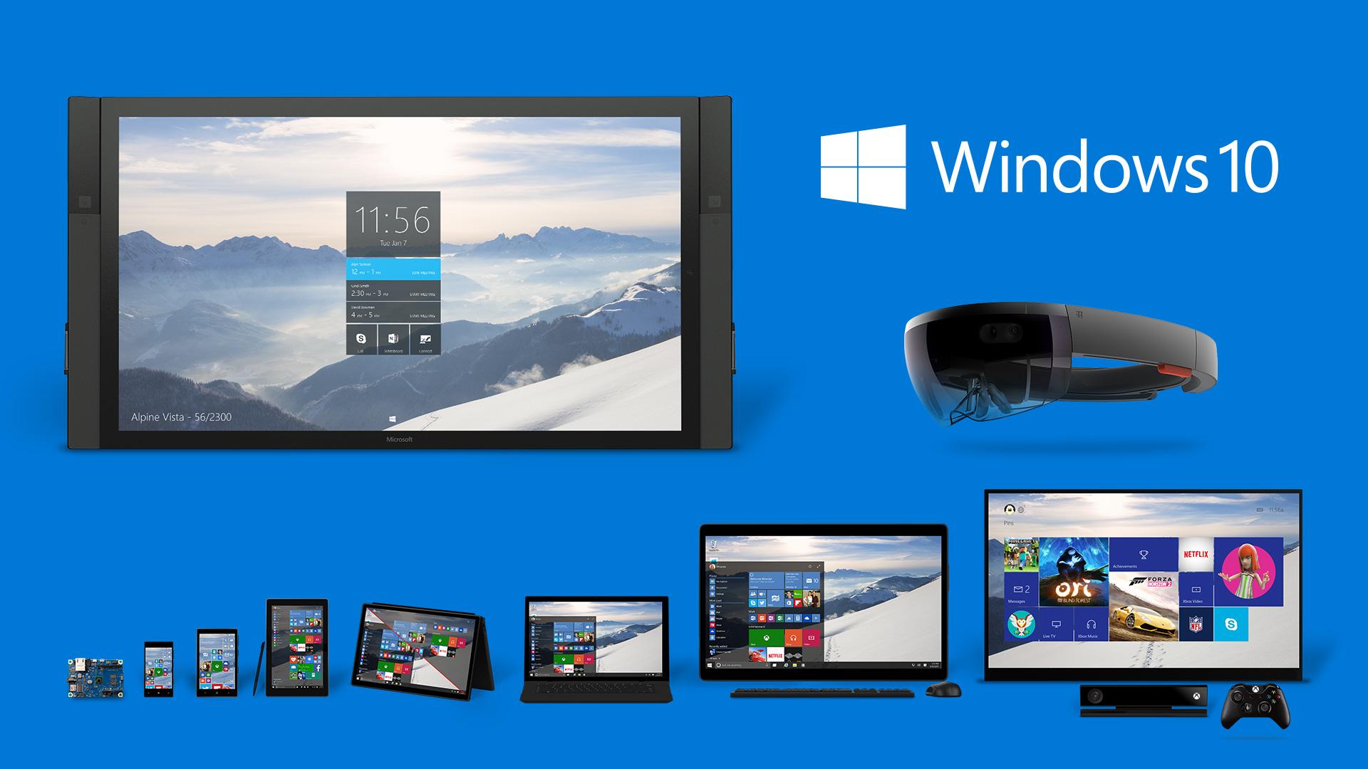آماده سازی PC ها برای نصب ویندوز ۱۰ - حداقل سخت افزار برای نصب Windows 10