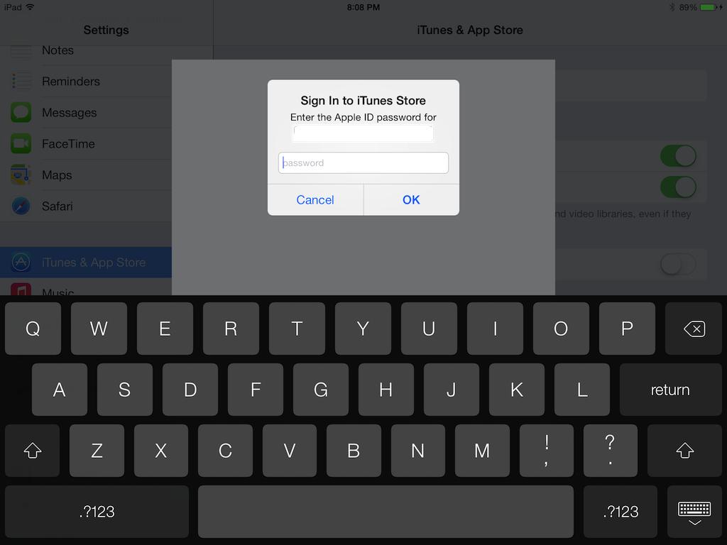 تعویض ایمیل اپل ایدی