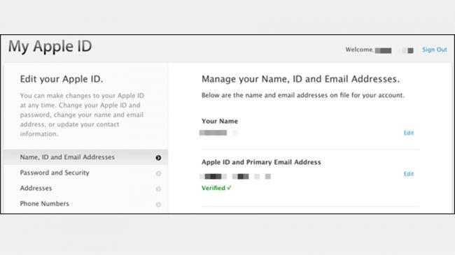 آموزش تعویض ایمیل Apple ID بدون از دست دادن خریدها و اپ ها