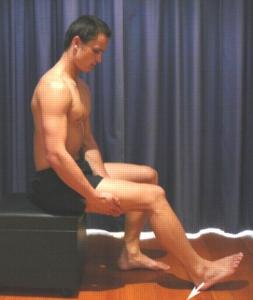 انقباض عضلات همسترینگ برای درمان زانو درد