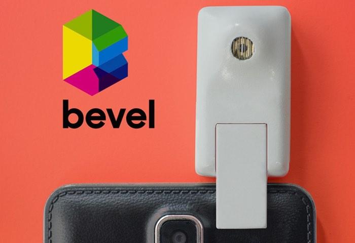 Bevel گجتی برای ثبت تصاویر 3D با موبایل و یا تبلت