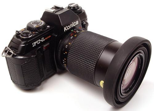نمونه دوربین DSLR
