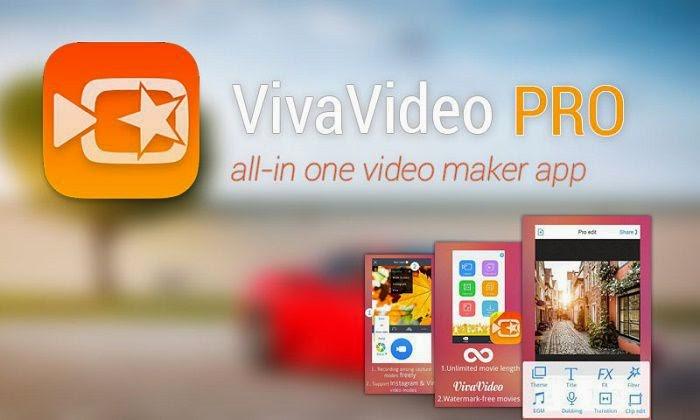 معرفی اپ: ساخت یک ویدئو جذاب با Viva video editor