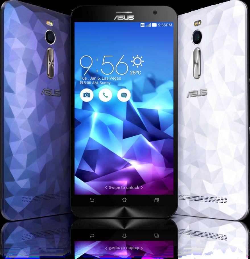 معرفی Zenfone 2 توسط ASUS همراه با حافظه 256GB و ظاهری خاص و منحصربفرد