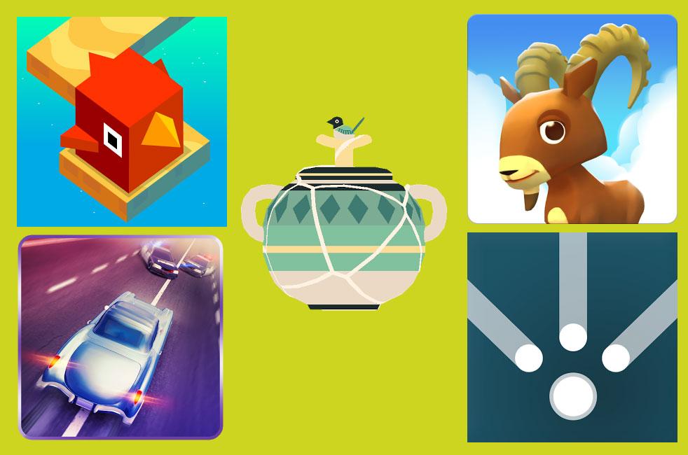 معرفی بازی های مینیمال و سبک جدید سری سوم