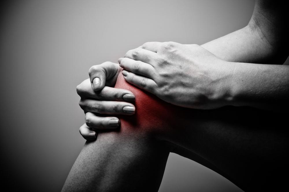 پیلاتس عضلات زانو