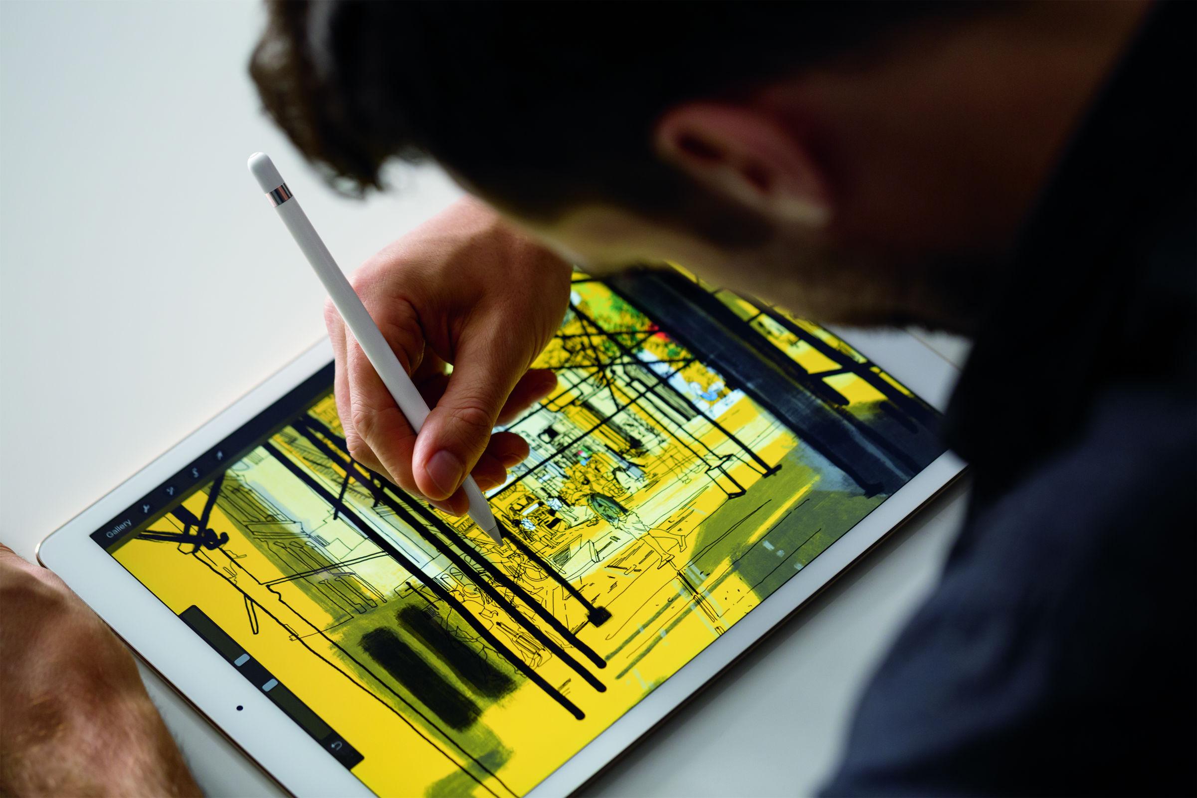 نگاهی دقیقتر به قلم اپل; Apple Pencil ابزاری که تاکنون در اختیار هنرمندان نبوده است