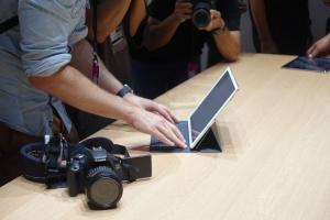 اپل به iPad Pro هم قلم را افزوده و هم کیبورد اختصاصی