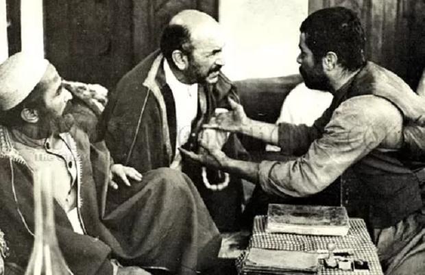 بر اساس این رمان با کارگردانی امیر نادری نیز فیلمی ساخته شد.