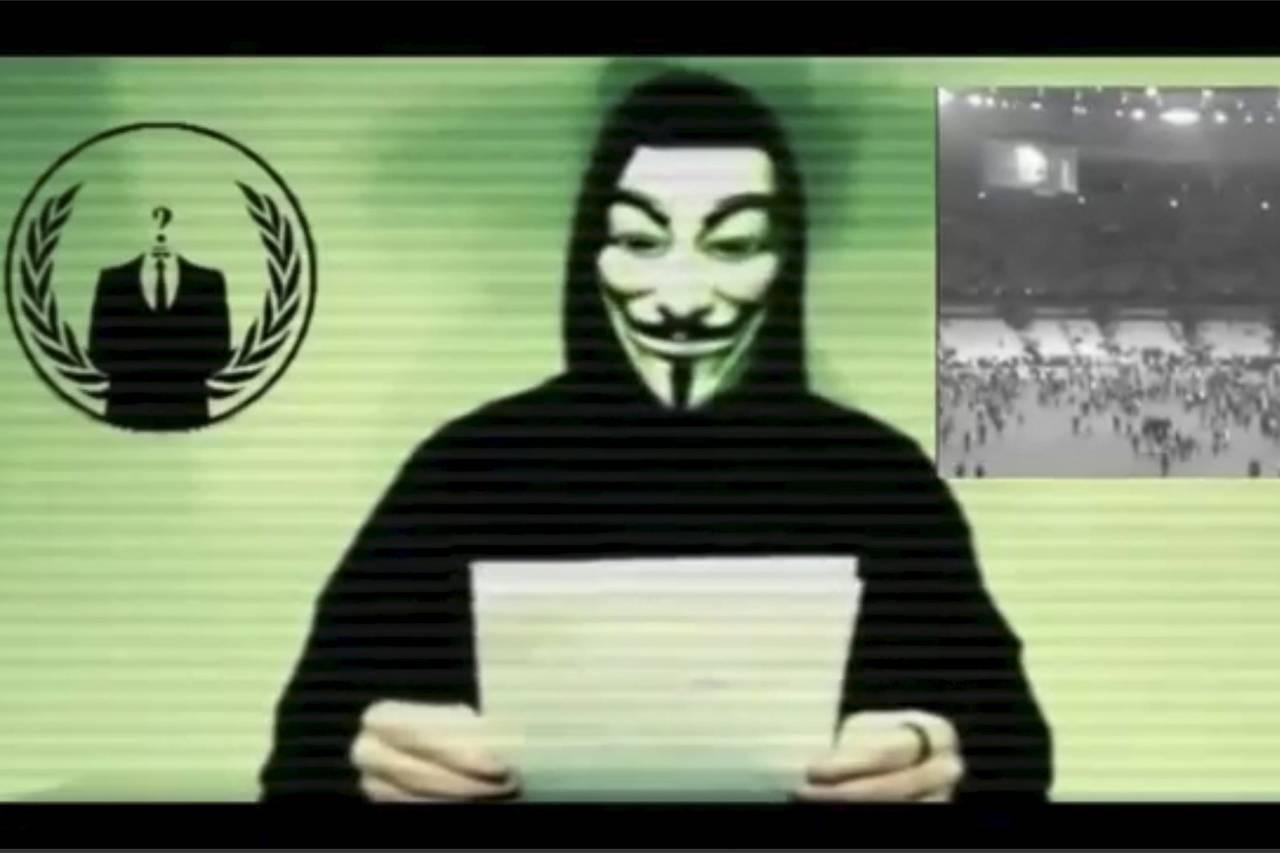 جزئیات حمله سایبری هکر های ناشناس به داعشی ها