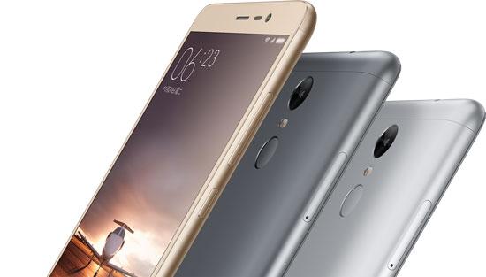 شیائومی معرفی کرد؛ Redmi Note 3 ارزان با بدنه فلزی و سنسور اثر انگشت