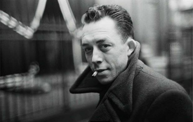 آلبرکامو (متولد۷ نوامبر ۱۹۱۳ - درگذشتهٔ ۴ ژانویه ۱۹۶۰)