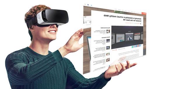وبگردی با Gear VR به سبک سامسونگ؛ مرور اینترنت با کمک واقعیت مجازی