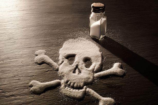 عوارض مصرف زیاد نمک