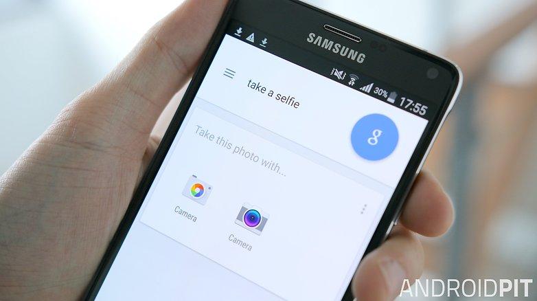 دستور های صوتی Google Now