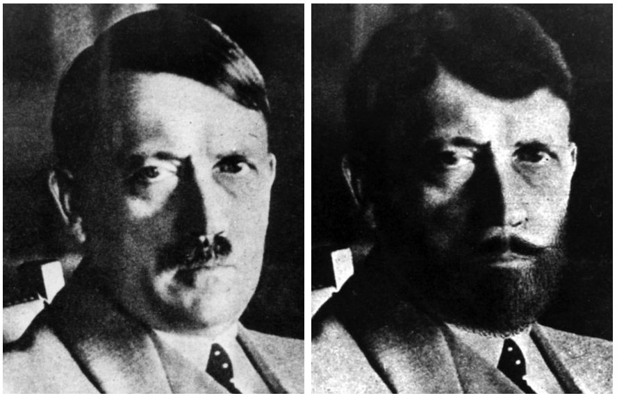 hitler-with-a-beard