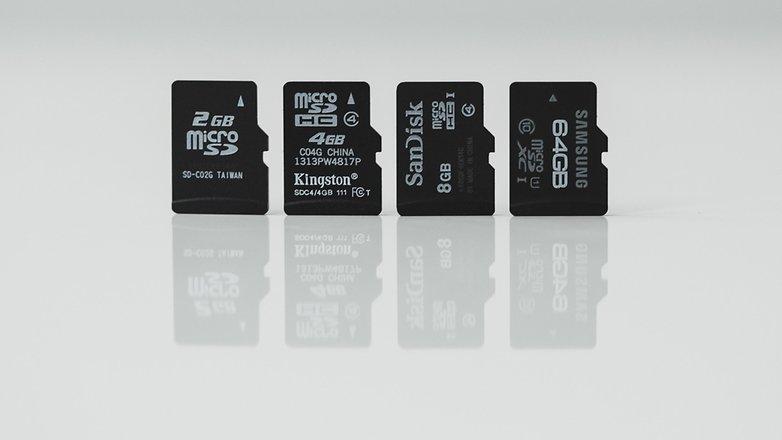 کارت حافظه microSD چیست ؟