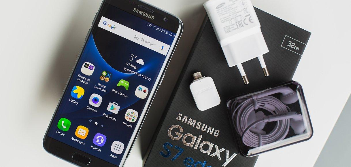 مقایسه Galaxy S7 در دو نسخه Snapdragon و Exynos