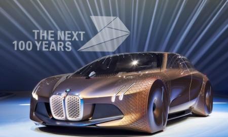 رونمایی BMW از مدل مفهومی ۲۱۱۶ به مناسبت ۱۰۰ سالگی اش
