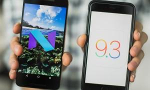 نقاط ضعف اندروید در مقابل ویژگی های iOS