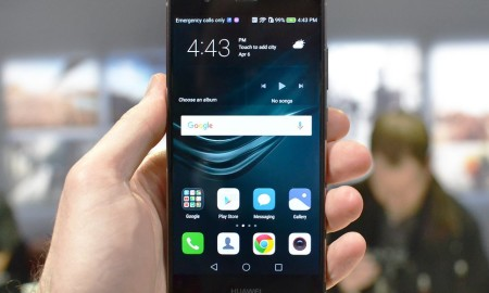 بررسی Huawei P9