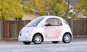 گوگل، فورد و ولوو اتومیبل های بدون شرنشین را قانونی خواهند کرد
