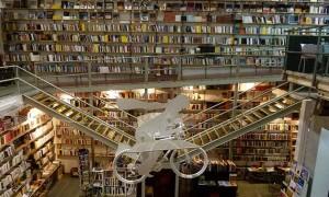 بهترین کتابفروشی دنیا کجاست؟