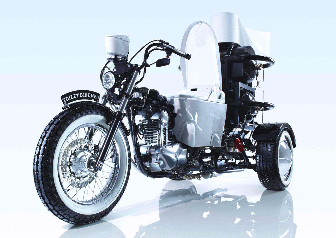 ۳-Toilet-Bike-Neo-TOTO