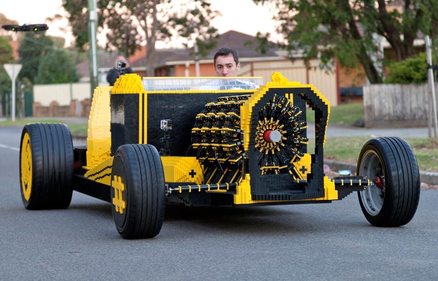 ۵-samp-lego-car