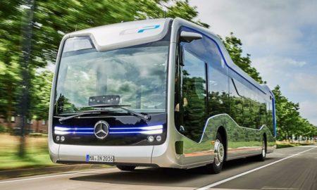 اتوبوس خودران بنز