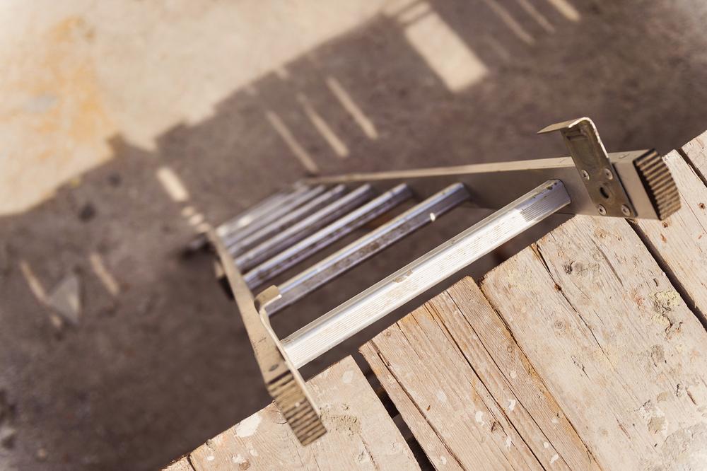 اگر نردبان از مکعب جدا بود، بدین معنی است که شما یک فرد مستقل هستید