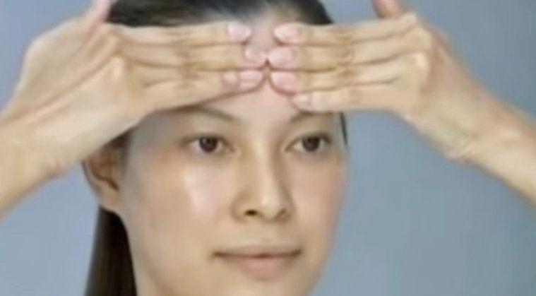 ماساژ صورت ژاپنی