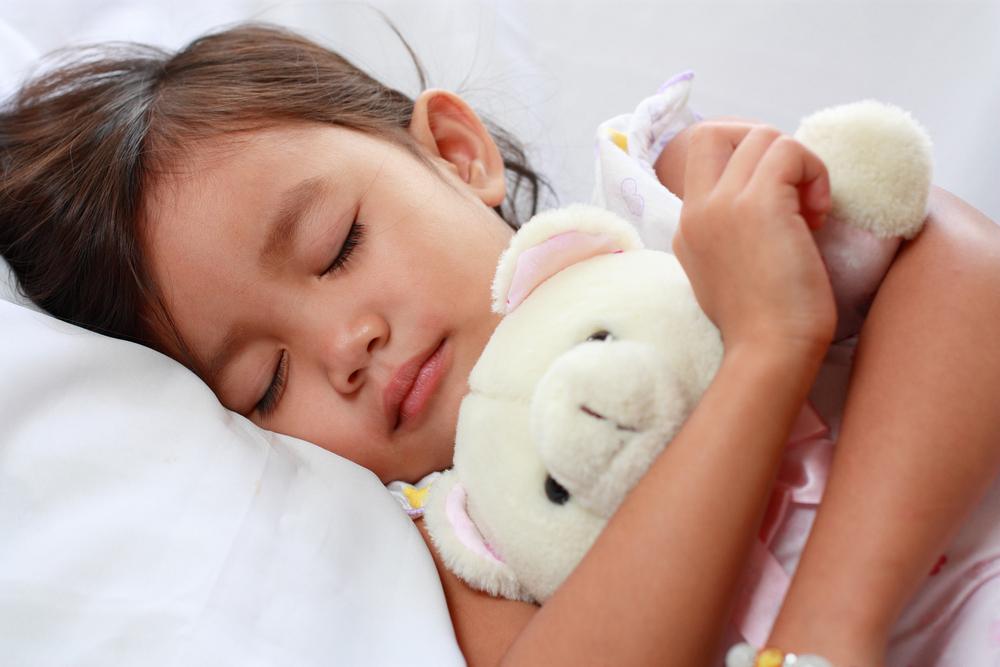 کودکانی که قبل از ساعت ۹ شب به رختخواب کیفیت خواب بهتری دارند