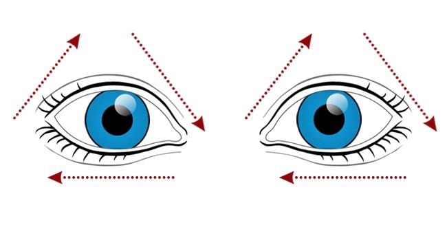 تقویت چشم با اشکال هندسی