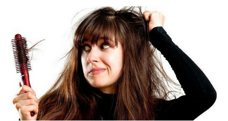 درمان ریزش مو در یک روز