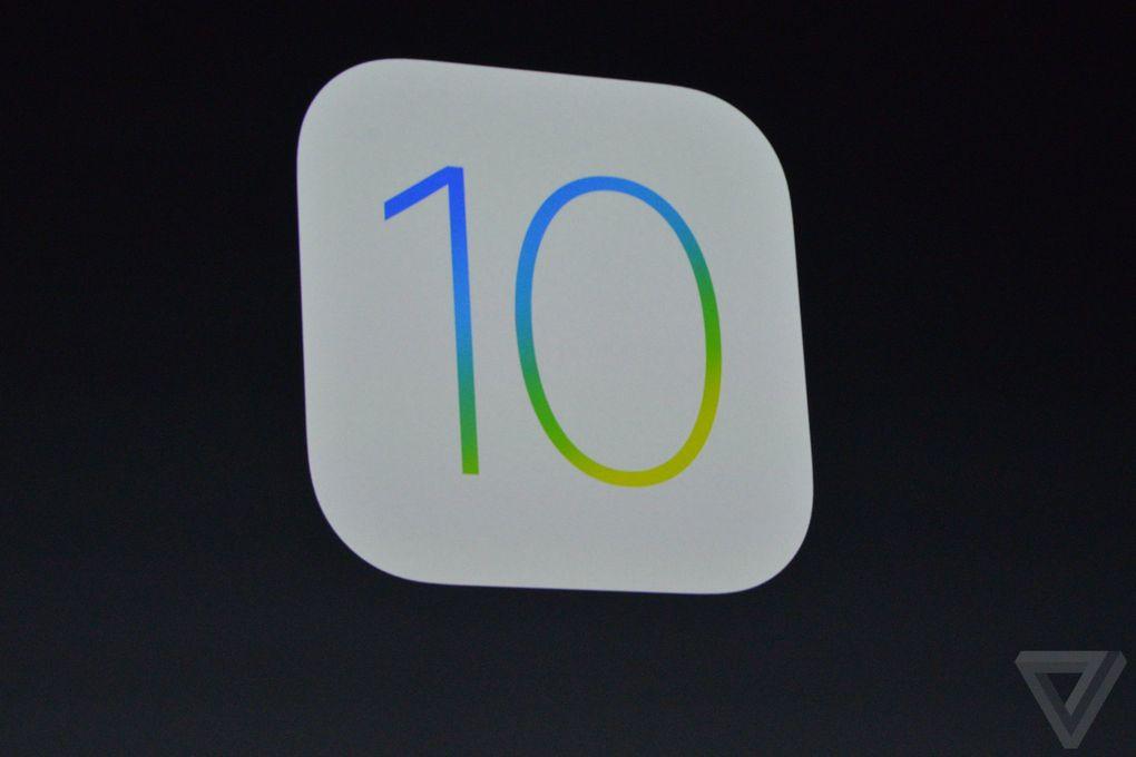 راهنمای نصب iOS 10