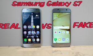 مقایسه Galaxy S7