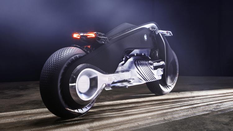BMW motorcylce