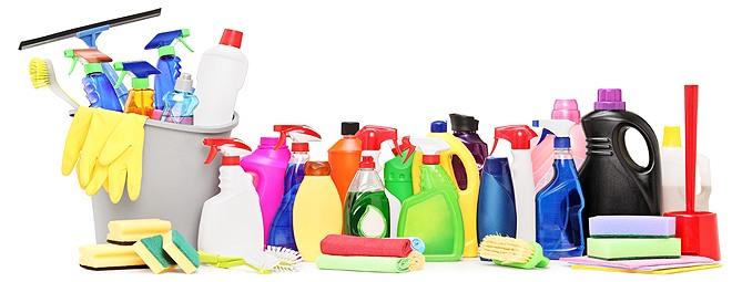 مضرات مواد شوینده شیمیایی را بدانید