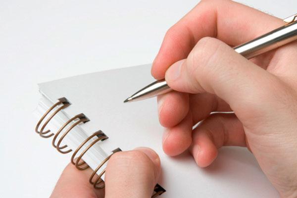 یک فرد موفق حرفهای همیشه یک لیست از کارهایی که میخواهد روز بعد انجام بدهد دارد
