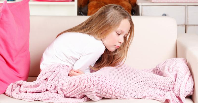 درمان طبیعی یبوست کودکان