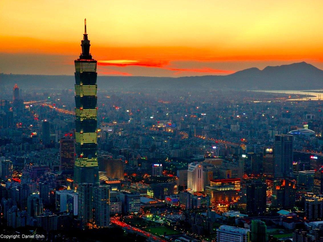 امن ترین شهر های جهان - تایپه