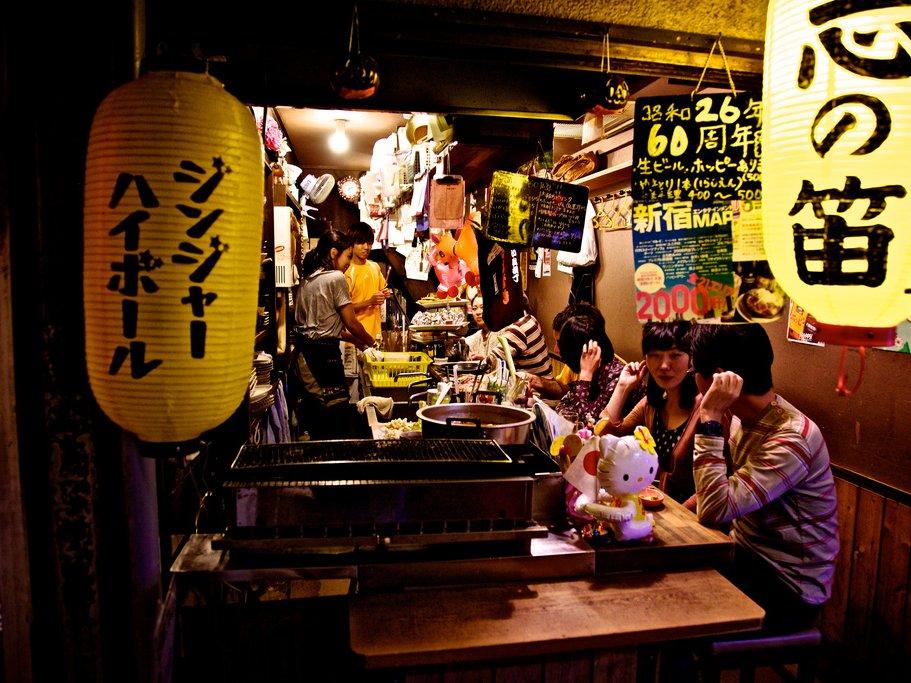 امن ترین شهر های جهان - توکیو