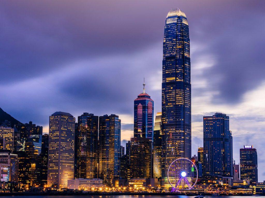 امن ترین شهر های جهان - هنگ کنگ
