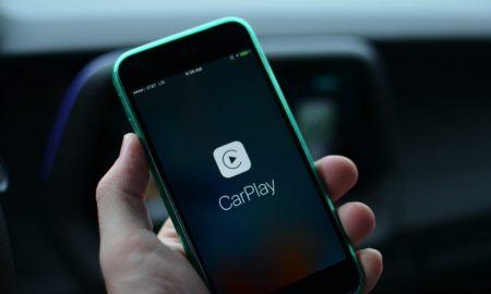 CarPlay،ارتباط بین خودرو و iPhone