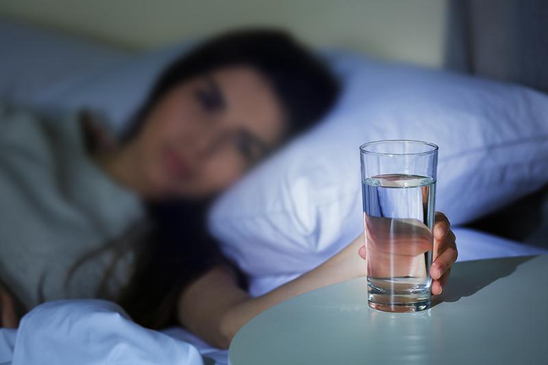 غذاهای ممنوع قبل از خواب