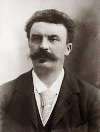 نویسنده فرانسوی Henri René Albert Guy de Maupassant