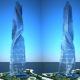 برج چرخشی در دبی