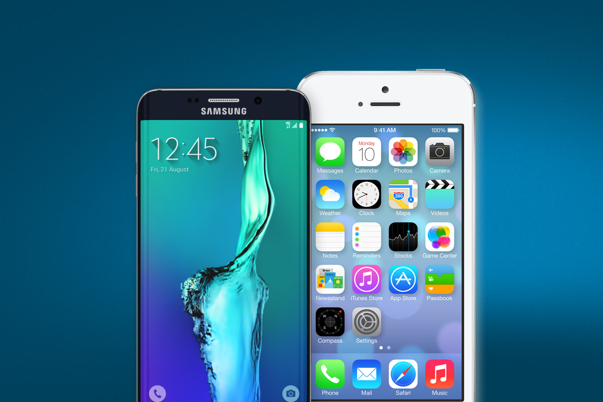 آمار فروش موبایل 2016