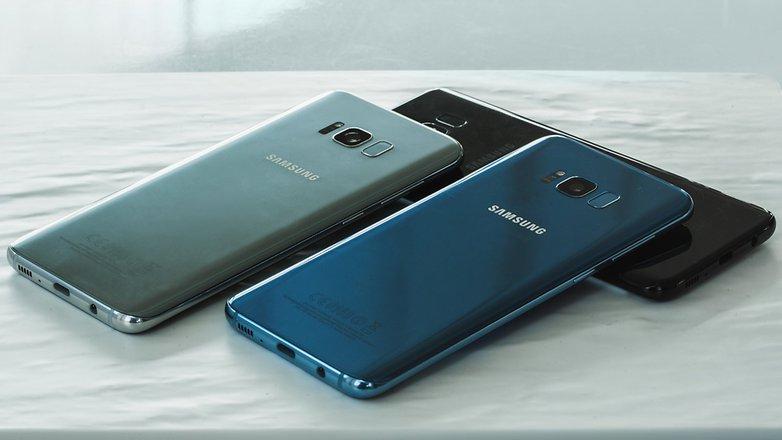 بررسی Galaxy S8